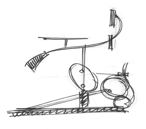 innowalk skisse / sketch